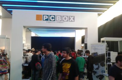 Estand Corporativo PCBOX